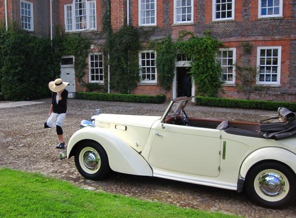 Claydon Hat Car