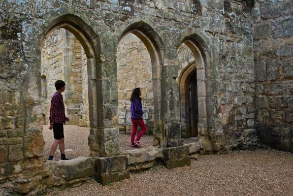 Bodiam Arches