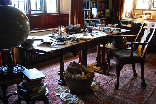 Kiplings Desk