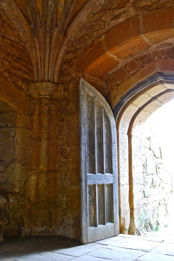 Bodiam Doorway